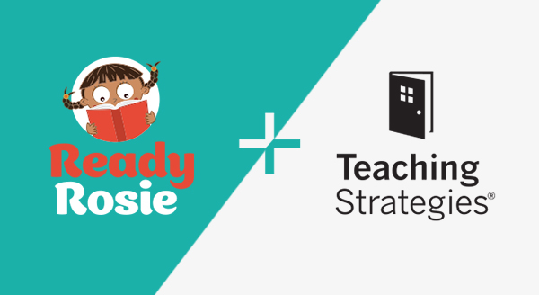 image for ReadyRosie Joins the Teaching Strategies Family Celebrating a New Chapter for ReadyRosie